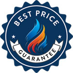 fire pit price guarantee