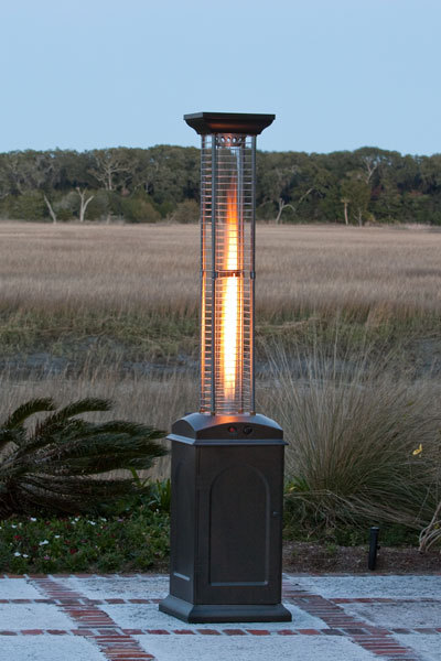 A Shoppers Guide For Patio Heaters The Fire Pit Store